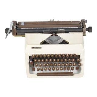 1970s Typewriter, Type 1303 Predom Łucznik, Poland For Sale