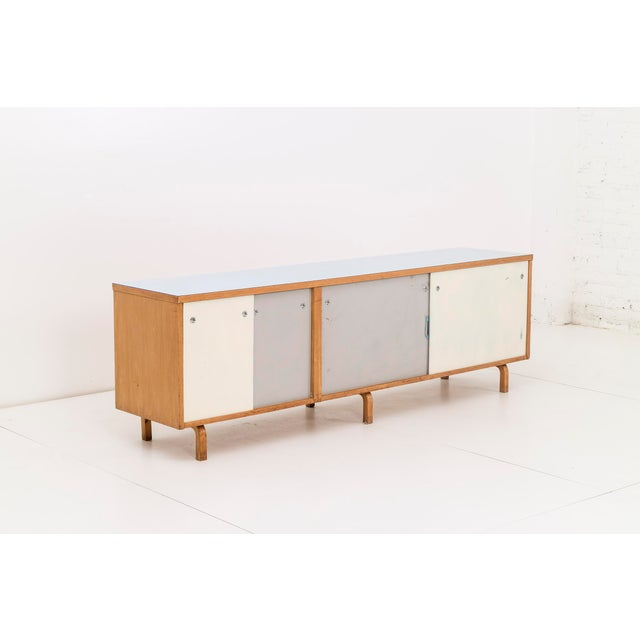 Mid-Century Modern Thonet Cabinet For Sale - Image 3 of 11