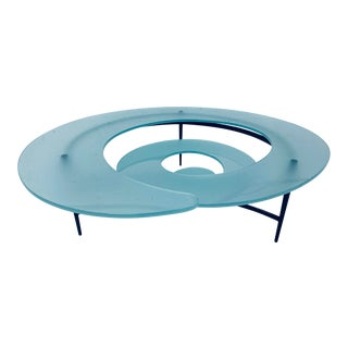 "Giorgio Cattelan ""Spiral"" Coffee Table for Cattelan Italia For Sale"