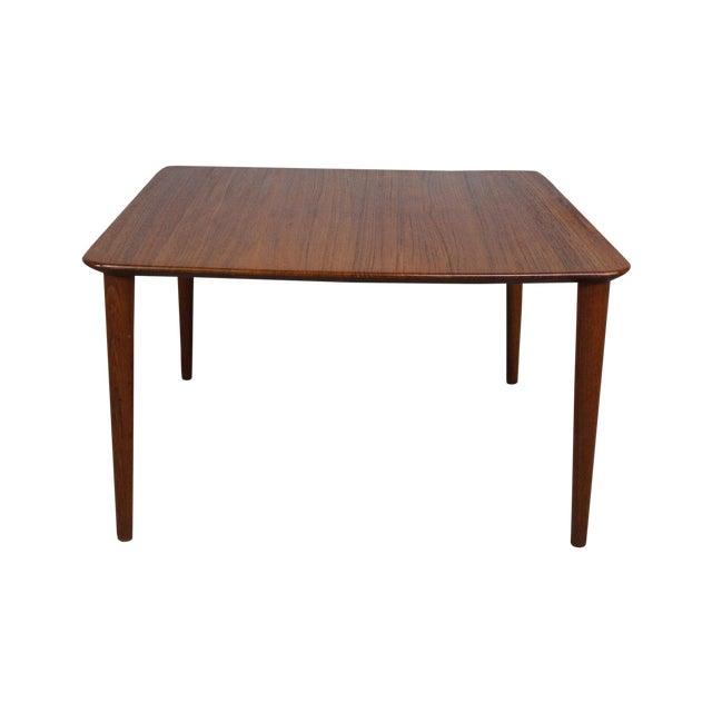 Finn Juhl Teak Side Table For Sale