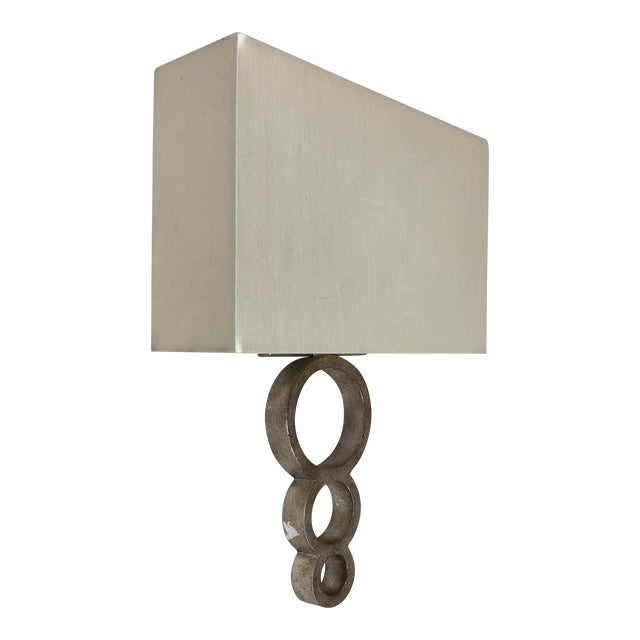 Pembroke Wall Sconce by Currey & Company For Sale