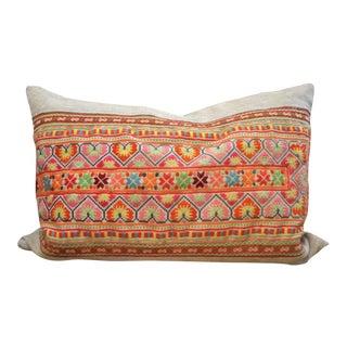 Tsheej Hmong Pillow