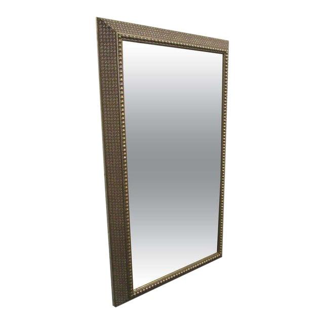 Decorative Gold Gilt Mirror - Image 1 of 3