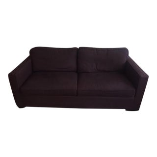 West Elm Henry Sleeper Sofa For Sale