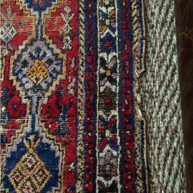 Vintage Turkish Rug - 4′11″ × 6′1″ - Image 6 of 9
