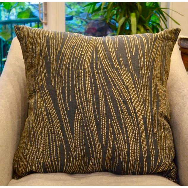 shop great throw silk homecentric pillow gold trellis deals covers on decorative the