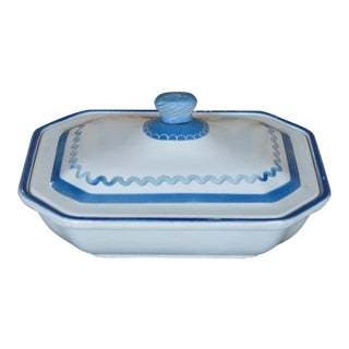 Vintage Swedish Casserole Dish For Sale