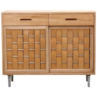 Edward Wormley for Dunbar Credenza Signed, Us, 1960s For Sale