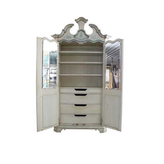 Karges Chinoiserie Wardrobe - Image 5 of 5
