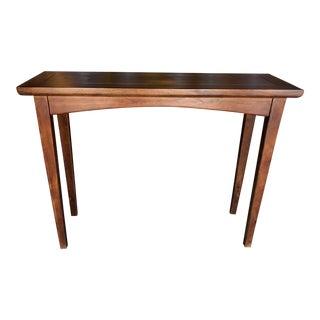 Walnut Altar Table