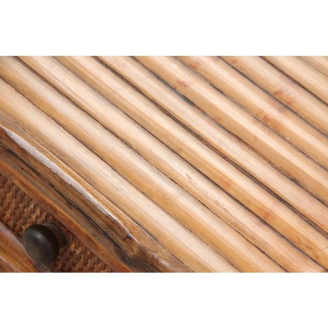 Split Bamboo Desk - Image 5 of 6