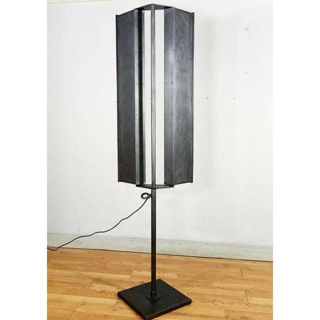 Restoration Hardware Industrial Floor Lamp - Image 7 of 9