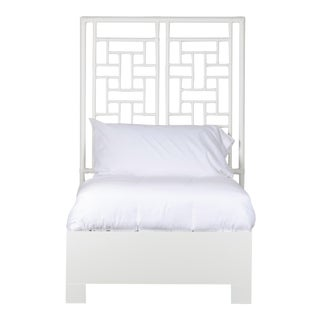 Ohana Bed Twin - White For Sale