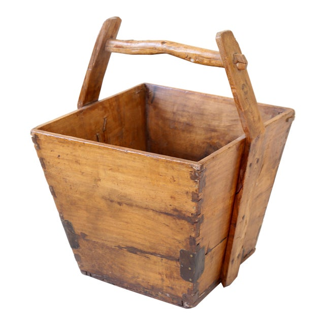 Asian Water Bucket For Sale