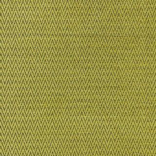 Scalamandre Chevron Chenille Fabric in Chartreuse For Sale