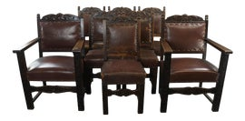 Image of Newly Made Dining Chairs in Columbia, SC