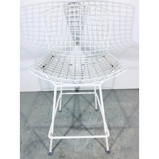 Original Harry Bertoia for Knoll Bar Chairs Preview