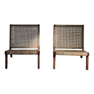 1940s Michael Van Beuren Lounge Chairs - a Pair For Sale