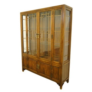Century Furniture Asian Inspired Chinoiserie Cabinet Preview