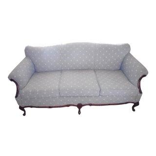 Vintage Completely Reupholstered Sofa, 1940s