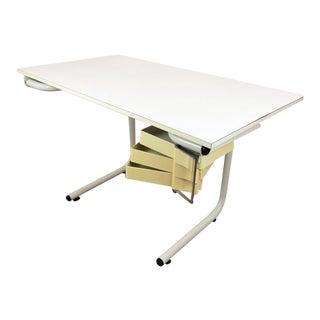 1960s Writing Desk by Joe Colombo for Bieffeplast For Sale