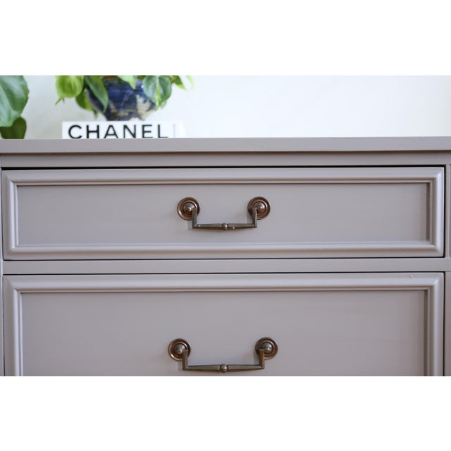 Mid Century Modern National of Mt. Airy Dresser 6 drawers - Image 7 of 9