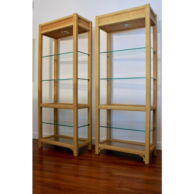 Gabriella Crespi - Style Etageres, a Pair For Sale In Dallas - Image 6 of 13