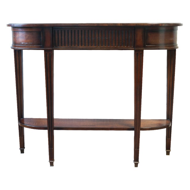 Sherrill Occasional Console Table For Sale