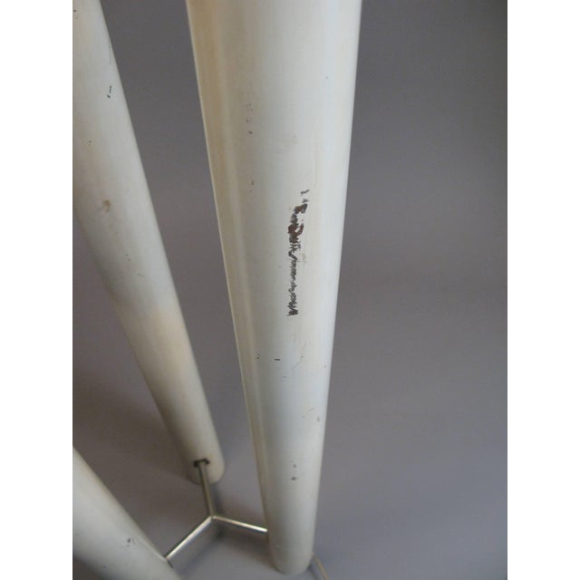 1970s 1970s Skyscraper Tower Floor Lamp by Tony Paul For Sale - Image 5 of 8