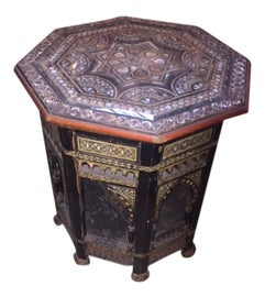 Image of Mother-of-Pearl Tea Tables