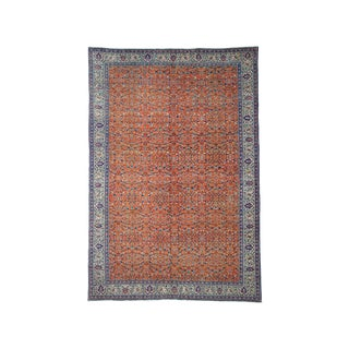 Turkish Kayseri Carpet - 7′9″ × 11′4″ For Sale