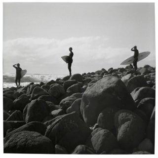 """Timing Sets"" Black & White Vintage Film Camera Photograph"