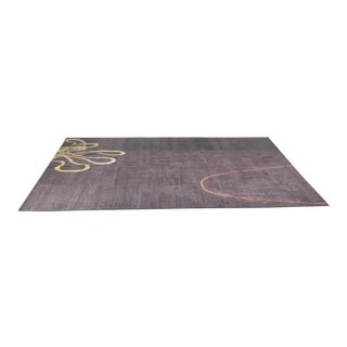 Derrick Buisch for Limn Collection Hand Knotted Rug - 8' x 10'