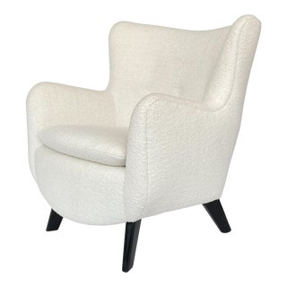 George Nelson Model 4688 Club Lounge Chair For Sale