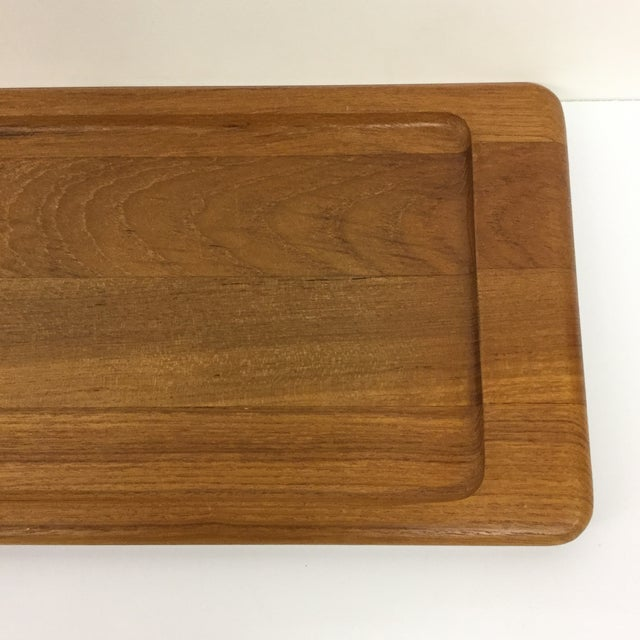 Digsmed Digsmed Danmark Scandinavian Cheese Board For Sale - Image 4 of 11