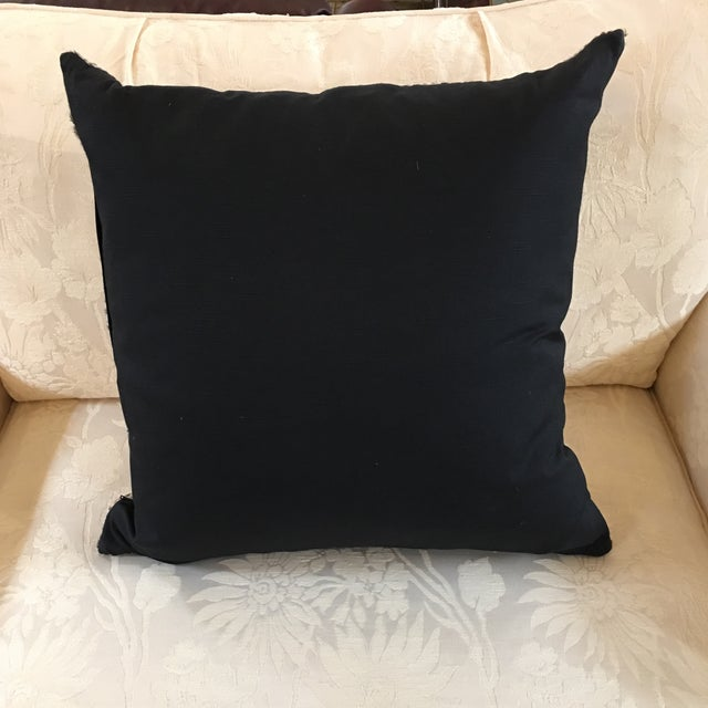 Kreiss Furniture Leopard Spotted Hide Pillow - Image 4 of 5
