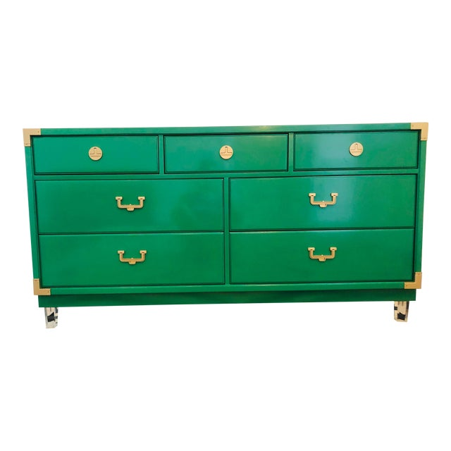 Thomasville Hollywood Regency Sideboard For Sale