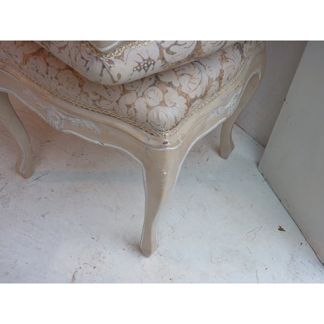 Traditional Louis XV Footstools -- A Pair For Sale - Image 3 of 5