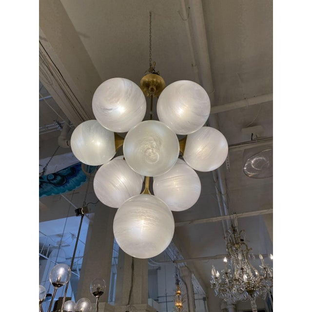 Visual Comfort Visual Comfort Cristol Tiered Chandelier For Sale - Image 4 of 10