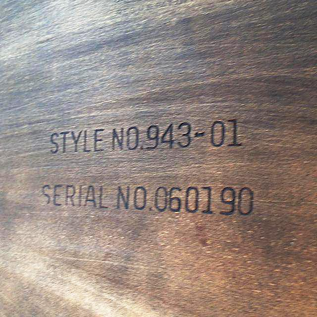 Mid-Century Modern Lane Coffee Table - Image 3 of 9