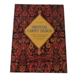 Oriental Carpet Design For Sale