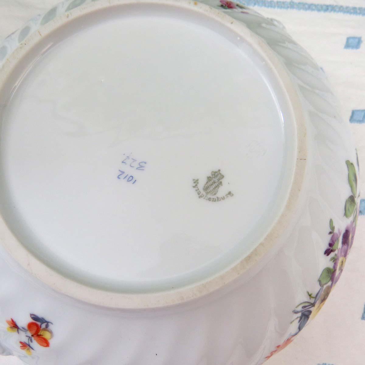 Nymphenburg porcelain marks dating apps