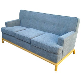 1950s Vintage Robsjohn-Gibbings Sofa by Widdicomb For Sale