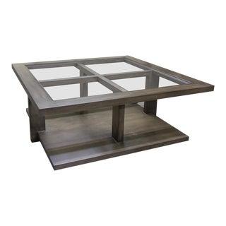 Fremarc Designs Moderne Cocktail Table For Sale