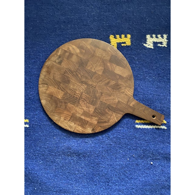 1960s Mid-Century Dansk Cheese Board For Sale - Image 5 of 5
