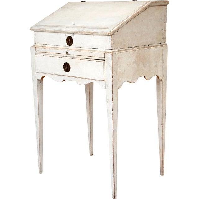 Swedish Gustavian Writing Desk - Image 1 of 6