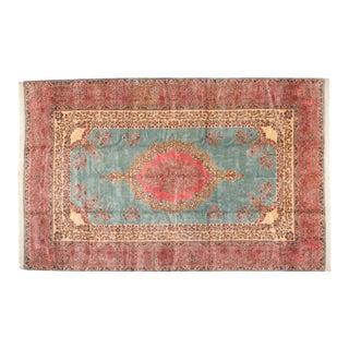 "Vintage Kerman Carpet - 10'1"" X 16'3"" For Sale"