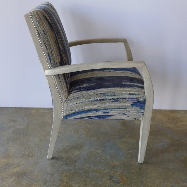 Mid-Century Occasional - Lounge Chair Reimagined For Sale - Image 4 of 8
