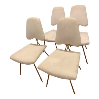 Jonathan Adler Maxime Dining Chairs - Set of 4 For Sale