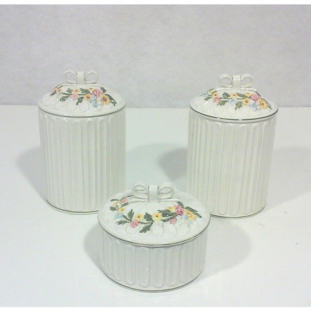 Italian Apothecary Jars - Set of 3 - Image 4 of 7